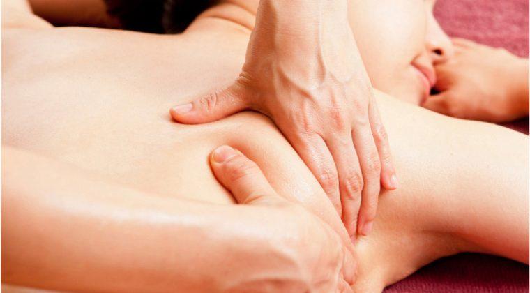 Wing Massage