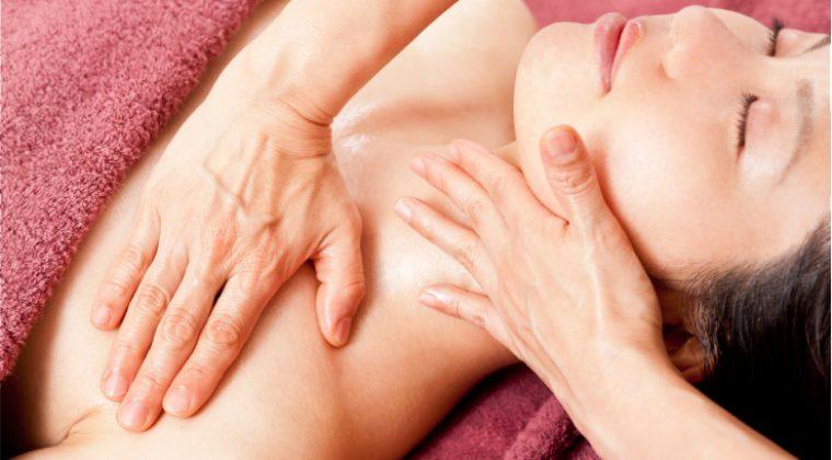 Hot Hand Massage